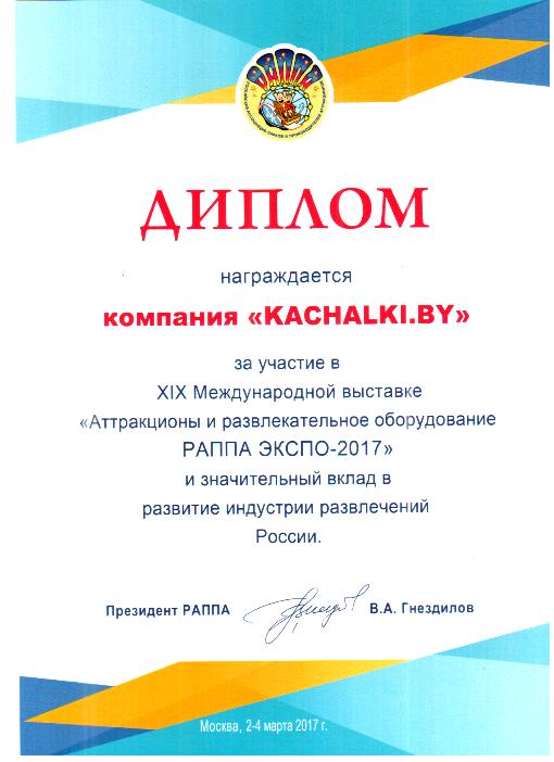 раппа диплом 2017